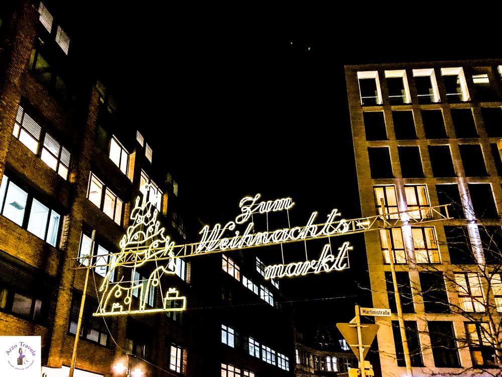 Bremen, Christmas Market at Market Square, Weihnachtsmarkt