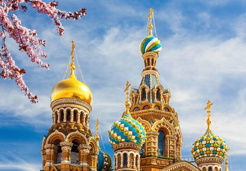 Where to go in Russia