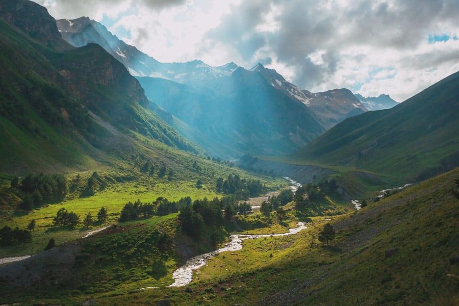 Best scenery in Russia