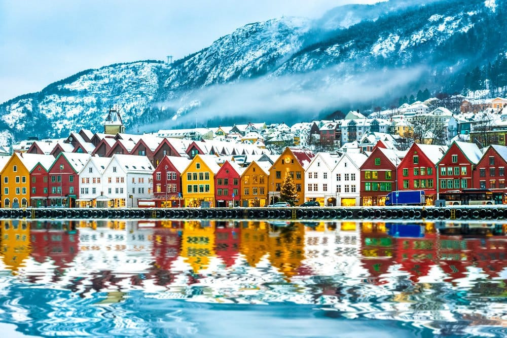 Places to visit in. Bergen Norway
