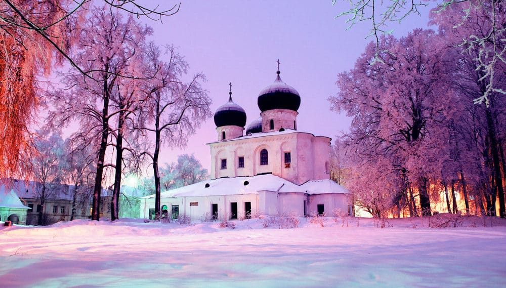 Top Places To Visit In Russia