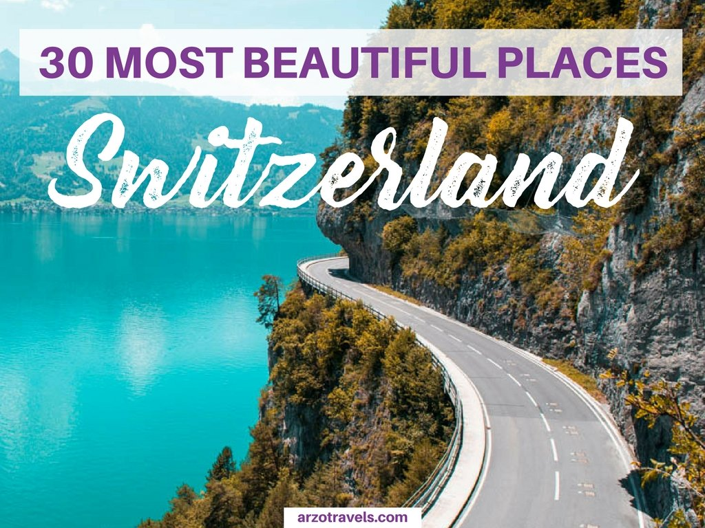 30 Most beautiful places in Switzerland-2