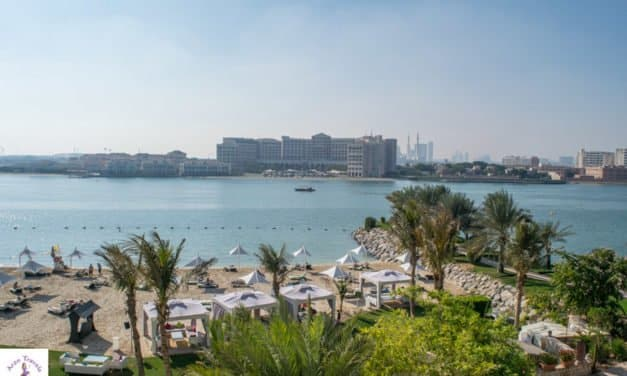 Hotel Review: Traders Hotel by Shangri-La in Abu Dhabi