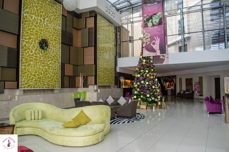 Where to stay in Abu Dhabi - best 4 star hotel in Abu Dhabi