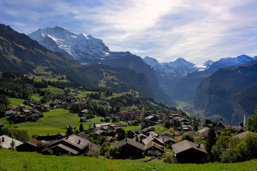 Switzerland tourist attractions
