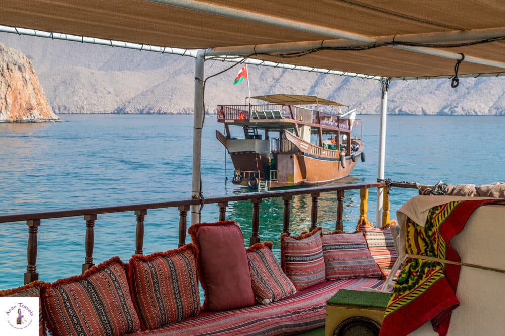 Arzo Travels in Oman