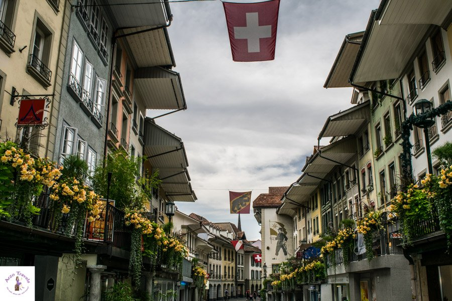 Best of Switzerland - why visit Switzerland so you can see Thun