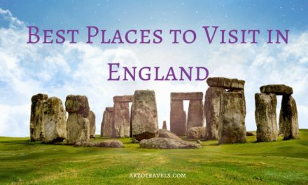 Where to go in England Best Places to Visit in England