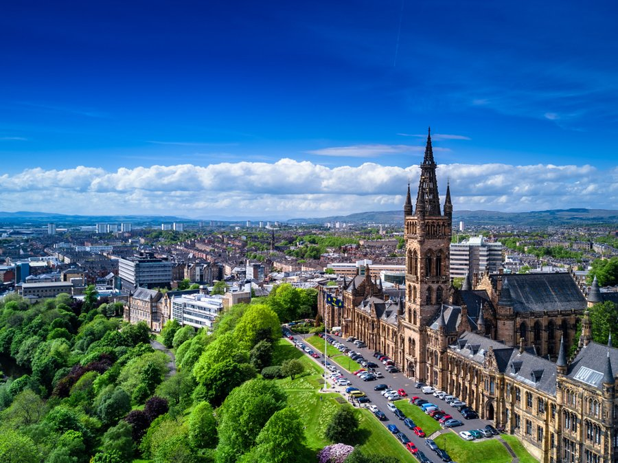 Glasgow where to go in Scotland