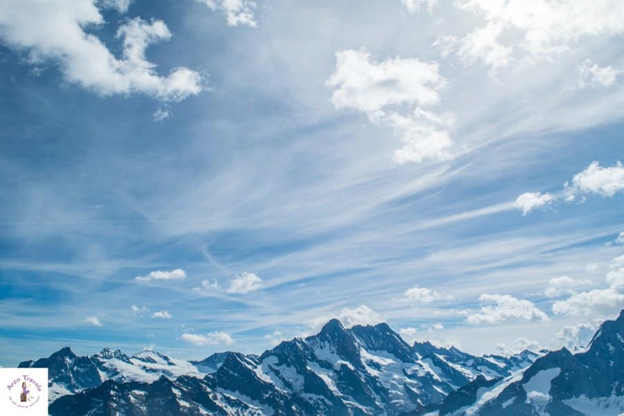 What to do in Jungfraujoch