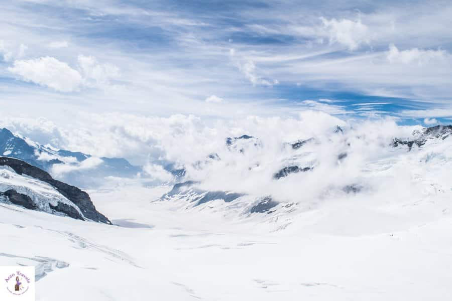 top of europe Jungfraujoch - things to know.