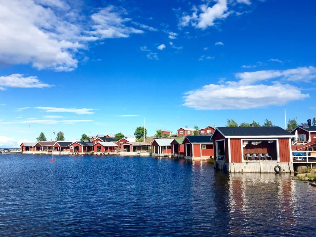 What to see in Sweden and where to go in Sweden