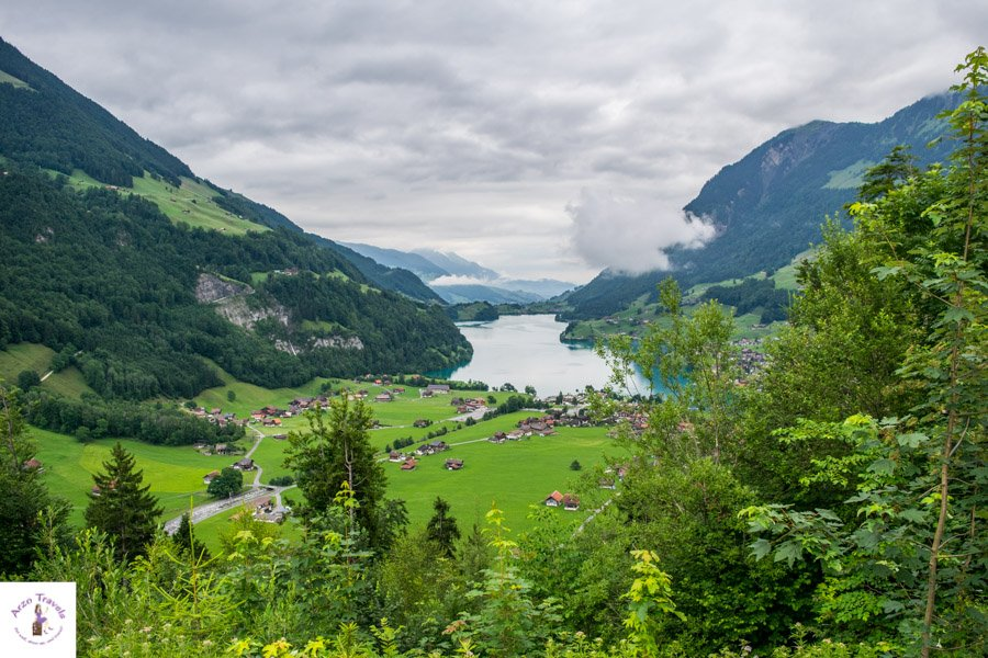 Lungern Lake view and more great places to see in Switzerland