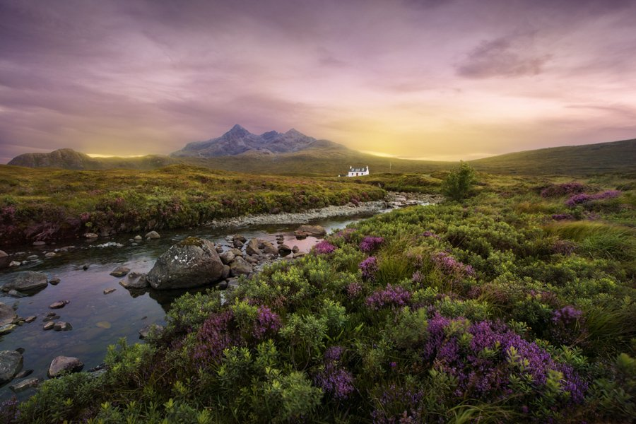 Most beautiful places in Scotland