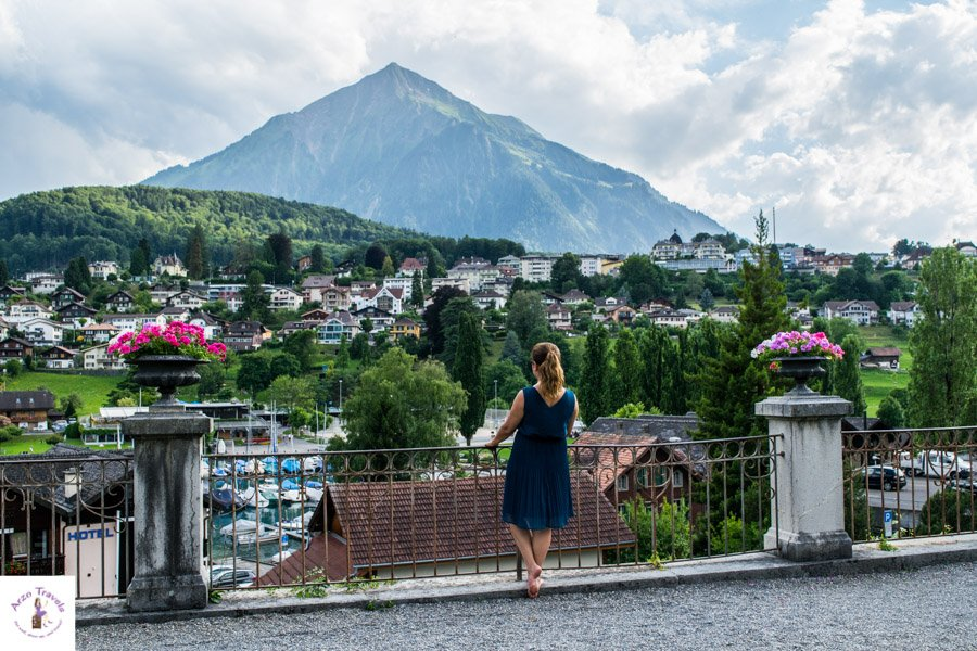 Best places to visit in Interlaken Switzerland