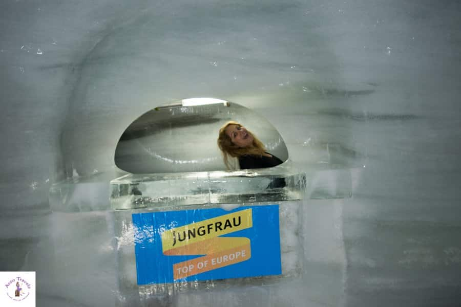 Day trip to Jungfraujoch