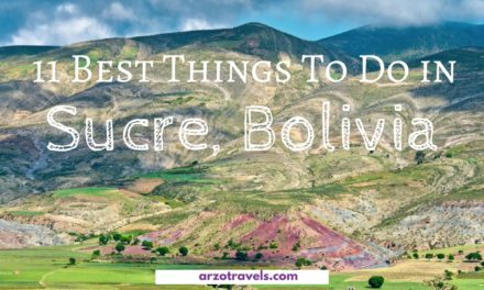 Best things to do in Sucre and best places to visit in Sucre