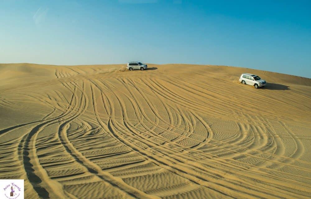 An Abu Dhabi Evening Desert Safari  Dune Bashing in Abu Dhabi and More