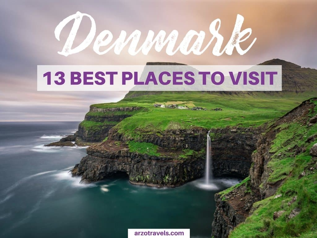 Where to go in Denmark Best places to visit in Denmark