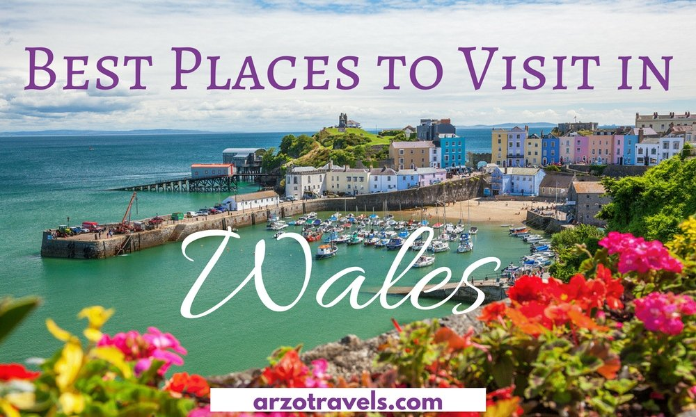 Most Beautiful and Best Places to Visit in Wales