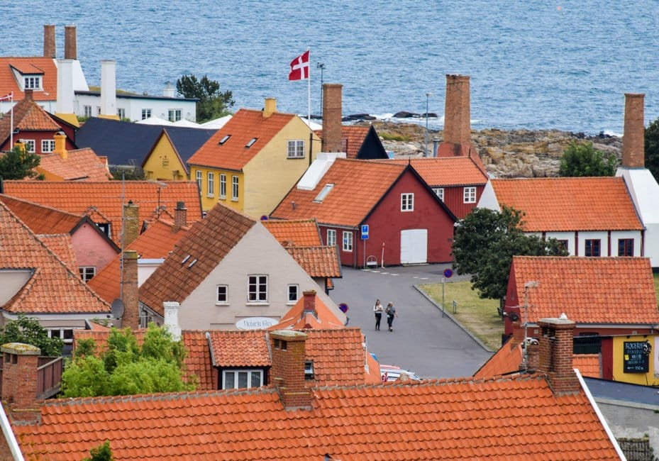 Bornholm places to visit in Denmark