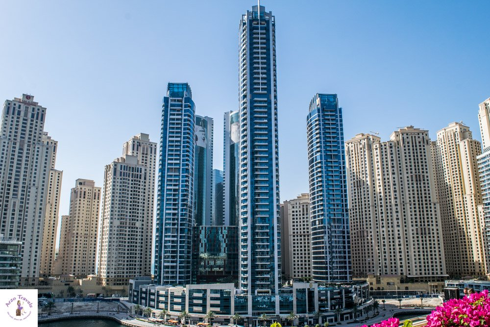 Dubai accommodation in Dubai Marina IC Dubai Marina