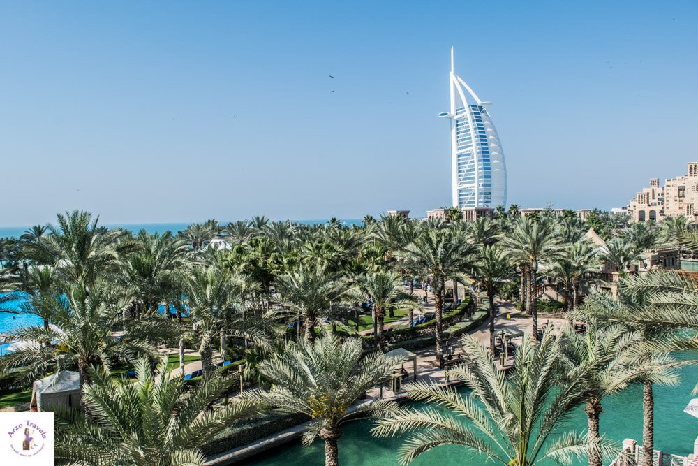 Hotels with a view in Dubai