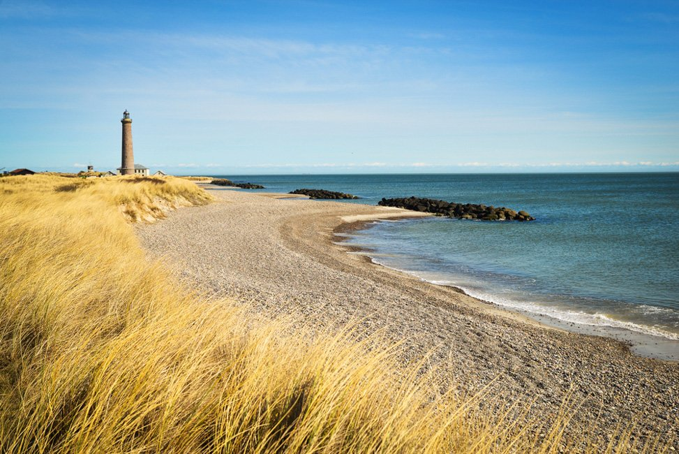 Most beautiful places in Denmark