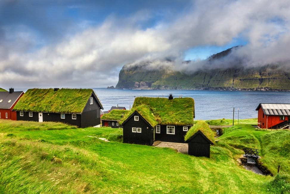 Where to vacation in Denmark - Faroe Island
