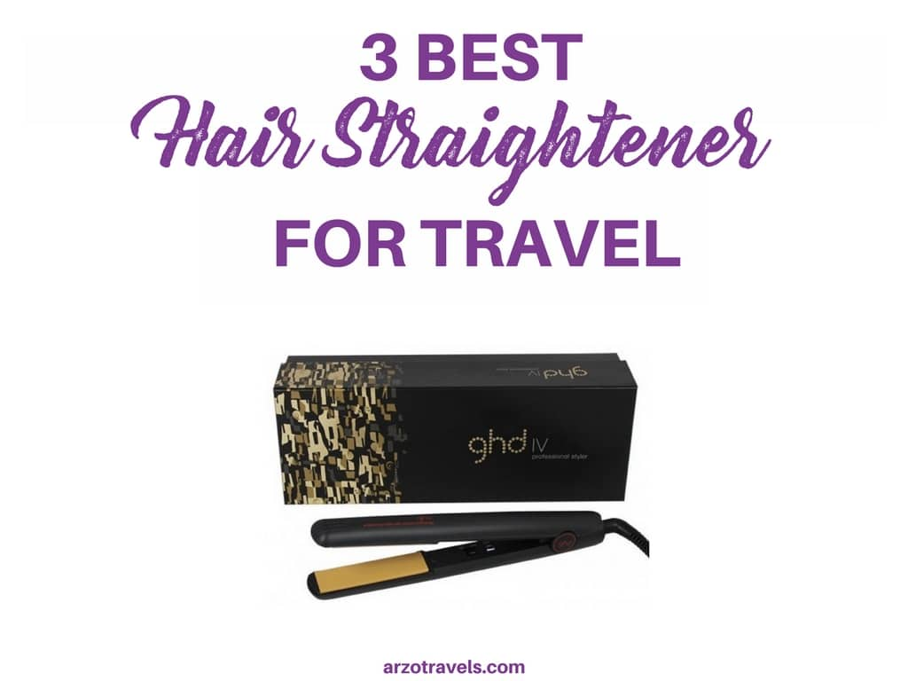 How to Find the Perfect Travel Hair Straightener