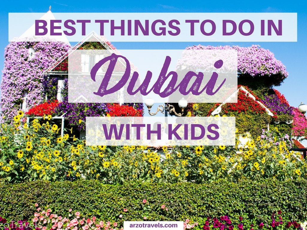 What to do in Dubai with teenager