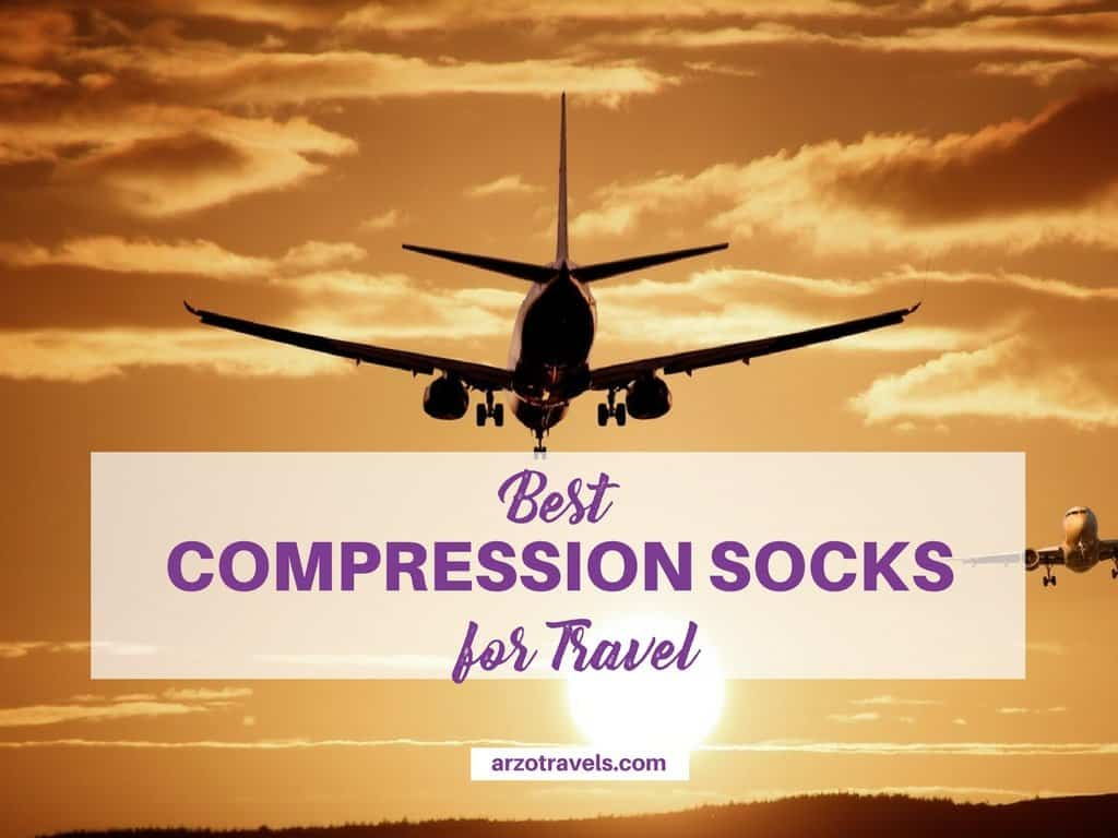 Best compression socks for travel - Travel compression socks for women and men