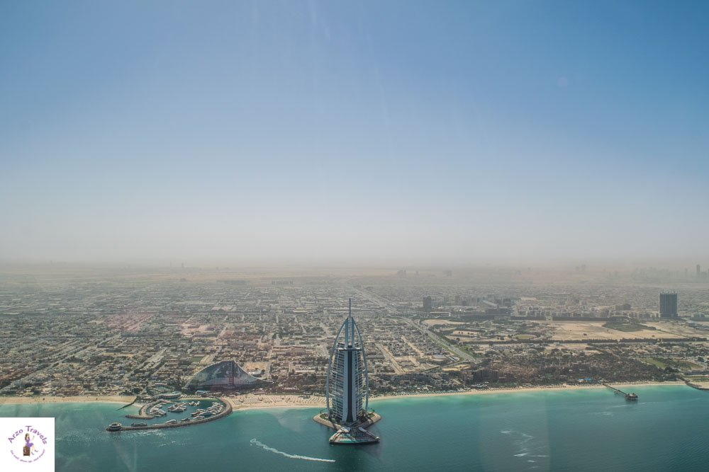 Arzo Travels Burj al Arab