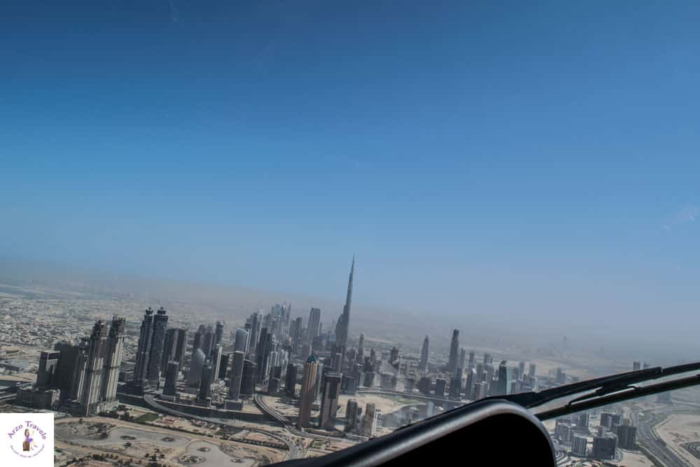 Arzo Travels Dubai Helicopter Tour