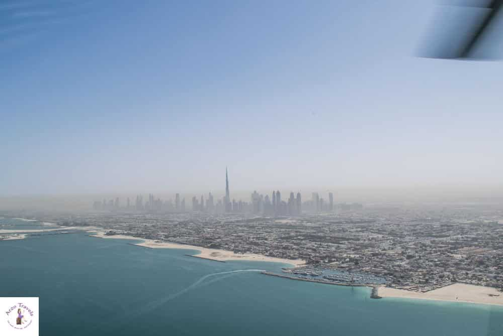 Arzo Travels Heli Dubai Flight