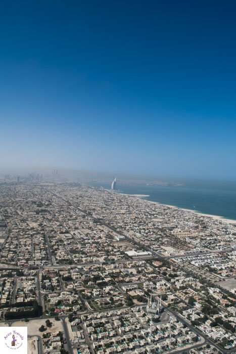 Arzo Travels Review Helicopter Tour in Dubai
