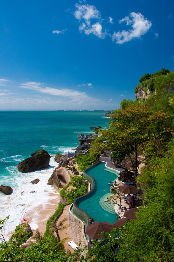 Ayana Resort in Bali - best luxury hotel in Bali