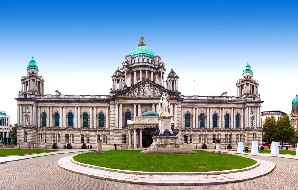 Belfast and more places to see in Ireland
