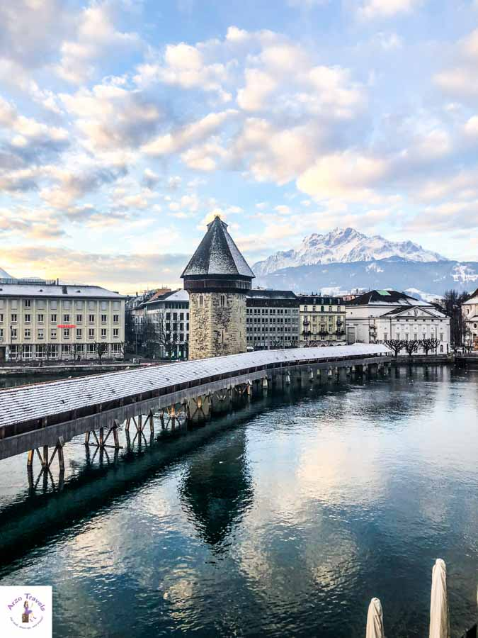 Best hotels in Lucerne - where to stay Hotel de Alps