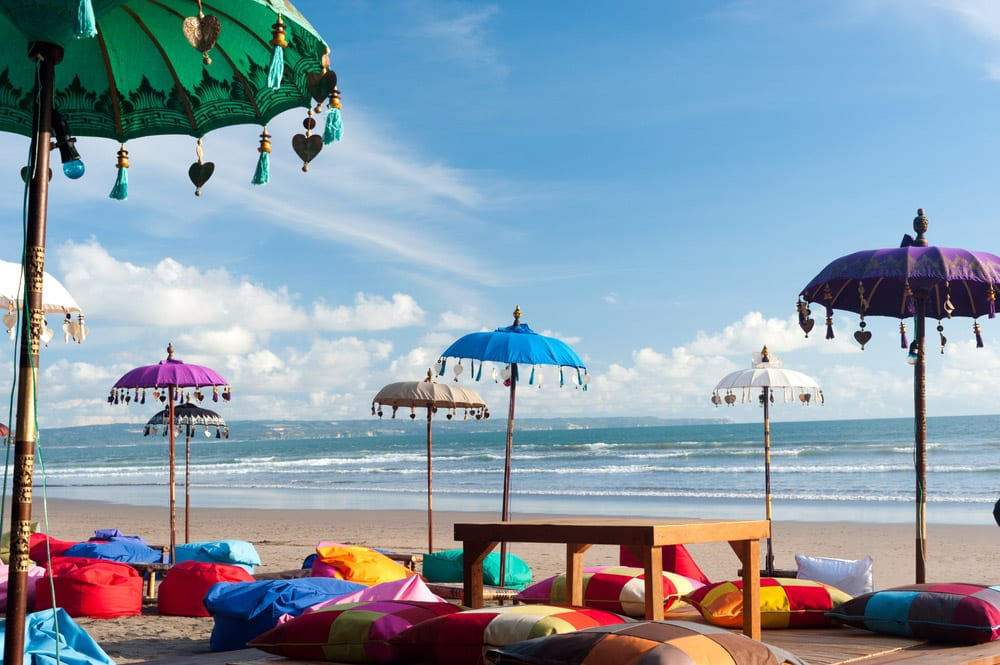 Best places to stay in Bali Kuta