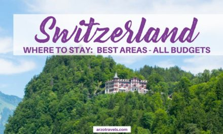 Where to Stay in Switzerland – Best Areas and Best Hotels for Each Budget