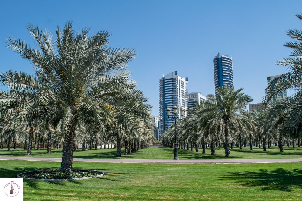 Where to go in Sharjah