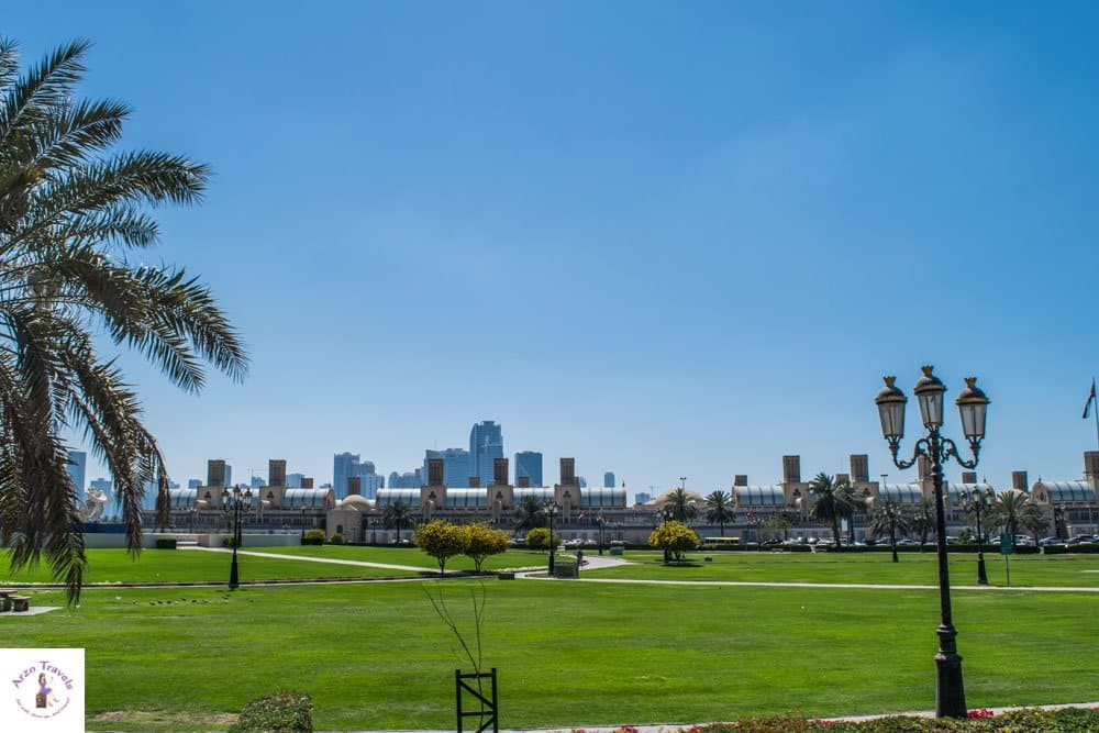 Places to see in Sharjah