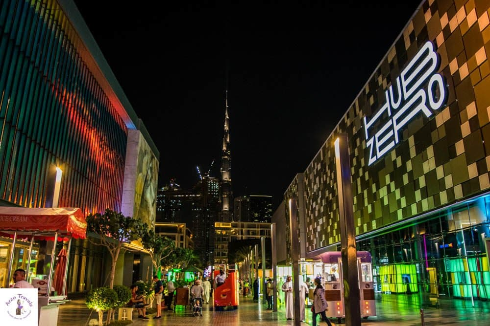 Most Insta worth places in Dubai