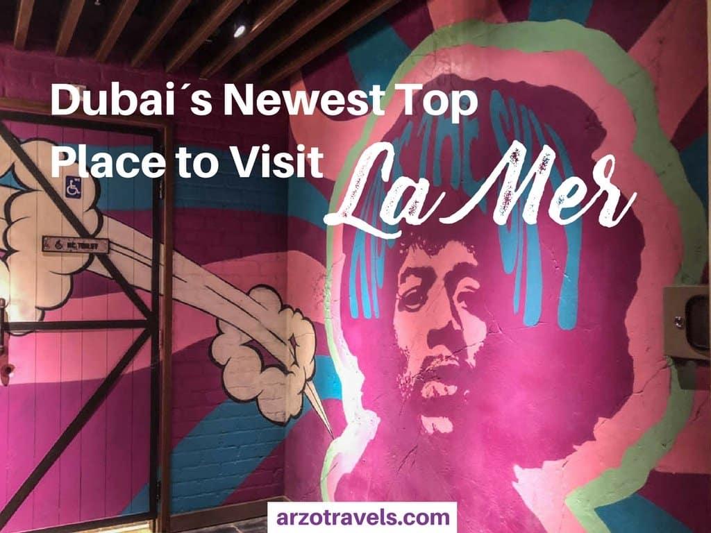 Best Things to do at La Mer, Dubai