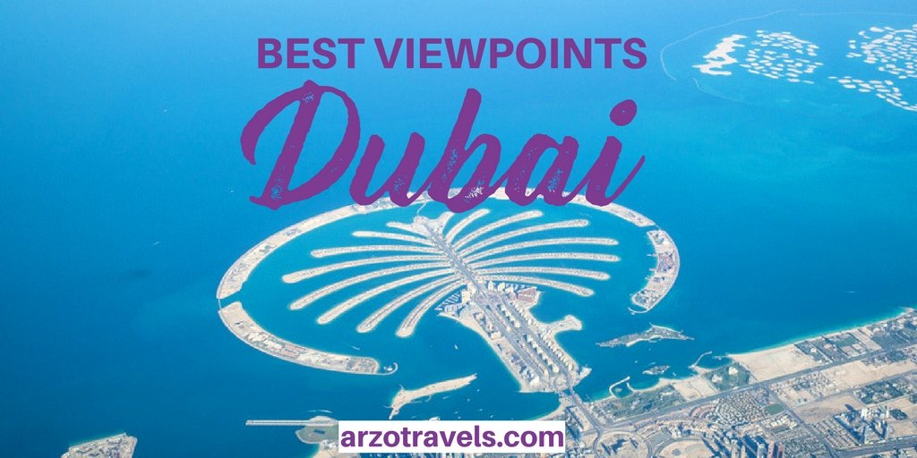Dubai from Above – Find the Best Views in Dubai