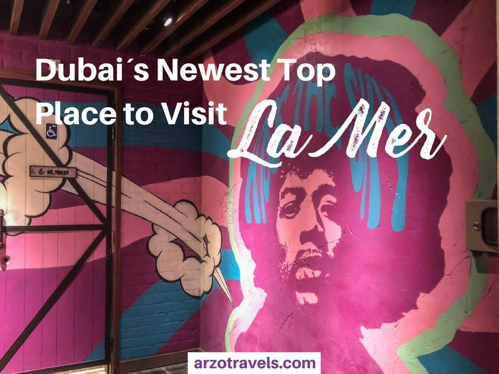Dubai´s newest place to visit, Dubai La Mer