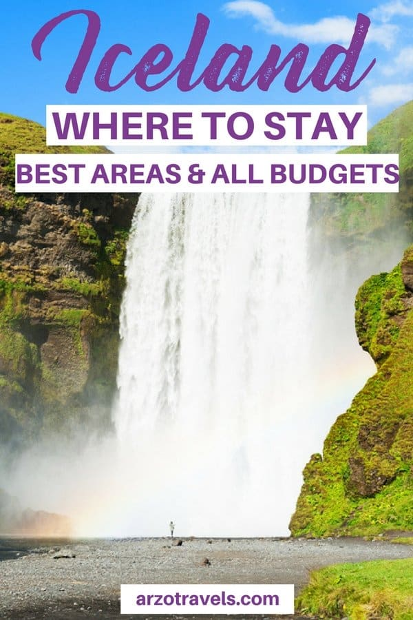 Iceland where to stay - best hotels in Iceland for all budgets
