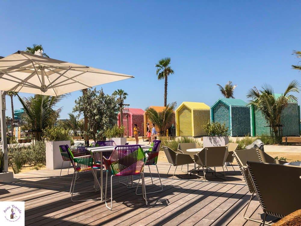 Restaurants at La Mer Dubai