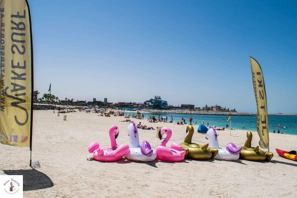 Activities for kids at La Mer
